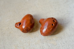 pottery workshop (Suliveyn) Tags: pottery ceramic boho etnica space pirate captain harlock leijiverse okarina ocarina