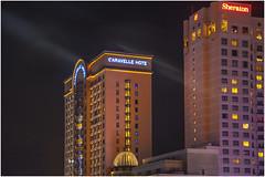 3000-149- CARABELLE Y SHERATON DESDE EL REX - SAIGÓN - VIETNAM - (--MARCO POLO--) Tags: edificios arquitectura ciudades rincones hoteles nocturnas asia