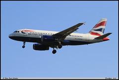 "AIRBUS A319 131 ""British Airways"" G-EUOA 1513 Frankfurt mai 2018 (paulschaller67) Tags: airbus a319 131 britishairways geuoa 1513 frankfurt mai 2018"