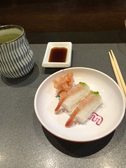 Sushi (Miss Emma Gibbs) Tags: tea food meals fish sushi