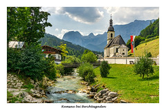 Ramsau (Photography Martin Horvath) Tags: natur wanderlust see lake nature photography outdoor landschaft landscape sony travel a6000 zeiss europa lens ilce6000 emount objektiv water wasser natural carlzeiss sonya6000 variotessar16704za ramsau bayern berchtesgaden gras baum himmel berg nationalparkberchtesgaden deutschland germany berchtesgadenerland oberbayern