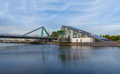 Odins bridge (jeanseier) Tags: odense odensenord bro bridge canal kanal fyn denmark danmark dänemark d7100