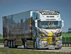 Heide Logistik (D) (Brayoo) Tags: scania nextgen v8 customized transport truck lorry lkw camoin