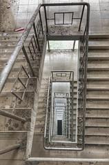 Stairways to Hell (Skylark.2k5) Tags: blackwhite