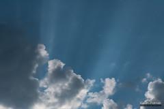 Moonbeams (kevin-palmer) Tags: lakedesmet wyoming nikond750 nikon180mmf28 telephoto night dark sky clouds stars starry moonlit moonlight beams rays light summer july blue