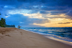 The North Shore (JMSF415) Tags: jorgemorenojrphotography hawaii oahu honolulu hawaiilife hilife aloha northshore sunset surfer beach surf paradise island islandlove ocean sky sea sand water