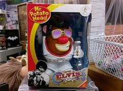 """Elvis Live Edition"" Mr. Potato Head (l_dawg2000) Tags:"