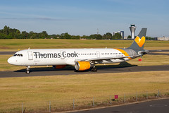 G-TCDX Thomas Cook Airlines Airbus A321-211 (buchroeder.paul) Tags: egbb bhx birmingham international airport united kingdom europe ground gtcdx thomas cook airlines airbus a321211