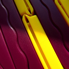 complementary (vertblu) Tags: purple yellow plastic clips clipclosures snapclosures oppositecolours opposites vividcolours colourful colours colourcontrast diagonal minimal minimalism minimalismus macromode macro makro lines linien vibrantcolours vibrancy vibrant vibrantandminimal vibrantminimalism lightshadow complementarycontrast complementarycolours abstract abstrakt abstraction abstracted abstractsquared 500x500 vertblu bsquare graphical graphic texture textur