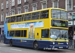 Dublin Bus AV430 (05D10430). (Fred Dean Jnr) Tags: dublin september2009 busathacliath dublinbus dublinbusyellowbluelivery alx400 volvo b7tl croad dublinbusroute66 transbus av430 05d10430 westmorelandstreetdublin