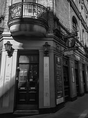 20180812_140846 (Damir Govorcin Photography) Tags: forbes hotel 1836 york street sydney cbd blackwhite building architecture natural light composition monochrome samsung s7
