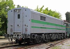 1615 26.4.2017 (Mariano Alvaro) Tags: renfe 1615 diesel locomotora marilyn museo ferrocarril delicias