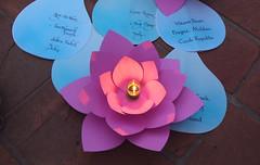 decorations_252 (Manohar_Auroville) Tags: auroville sri aurobindo gathering amphitheatre matrimandir bonfire dawnfire birthday manohar luigi fedele