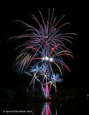"Four Bright Stars (jimgspokane) Tags: ""nikonflickraward"" fireworks the4thofjuly independenceday"