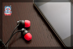 audio cellphone earphones entertainment headphones mobile... (Photo: MobileSafty.com on Flickr)