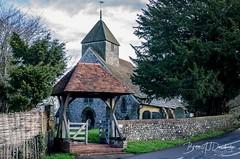 St_Martins_Westmeston-4 (dandridgebrian) Tags: sussex westmeston church sussexchurch southdowns