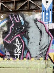 Avoid / DOK - 19 aug 2018 (Ferdinand 'Ferre' Feys) Tags: gent ghent gand belgium belgique belgië streetart artdelarue graffitiart graffiti graff urbanart urbanarte arteurbano ferdinandfeys