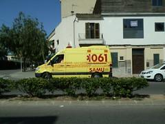 P6030862 (Emergencias Mallorca) Tags: 112 061 062 080 085 091 092 emergencias ambulancias bomberos policia guardiacivil