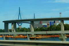 Köhlbrandbrücke Hamburg (ivlys) Tags: hamburg hansestadt köhlbrandbrücke elbe fluss river brücke bridge ivlys