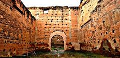 MAROCCO 01-2015 -098 (Elisabeth Gaj) Tags: elisabethgaj marocco afryka travel architecture building old history marrakech