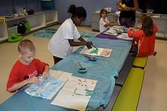 SSA 080118 012 (Tolland Recreation) Tags: boys girls kids children youth tweens art painting crafts artwork paint tolland connecticut artists recreation