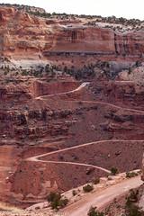 The long and winding road (Alaskan Dude) Tags: travel usa unitedstate utah moab canyonlands canyonlandsnationalpark nationalparks landscape nature scenery hdr