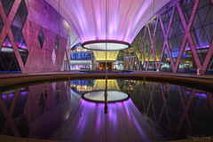 _DSC1580 (Hong Yu Wang) Tags: taiwan a73 1224g 大東文化藝術中心 kaohsiung night architecture