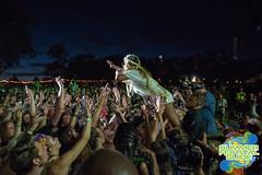 M.I.A (summerfestivalguide) Tags: 2018 bestival circus dorset headline lulworthestate mia sunday thecastlestage