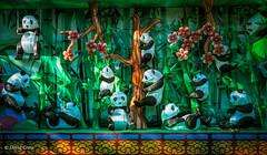 Pandas at the Spokane Chinese Lantern Festival (HSS) (buffdawgus) Tags: canonef24105mmf4lisusm spokane topazstudio spokanelanternfestival washington lightroom6 canon5dmarkiii lanternfestival chineselanternfestivalspokane riverfrontpark