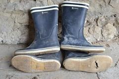230 -- Aigle Malouine Wellies -- Bottes aigle Malouine -- Rubberboots -- Gummistiefel -- Regenlaarzen (HeveaFan) Tags: rubberboots rubberlaazen 在泥里的靴子橡胶 kaplaarzen ゴム長靴 gummistiefel 威灵顿长靴 stiefel stivali stövlar ブーツ dunlop hevea aigle ripped wornout rainboots regenlaarzen wellies bottes wellworn caoutchouc galoshes wreckled trashed regenstiefel waterlaarzen soles tuinlaarzen loch leaky damaged trouée undicht versleten laarzen wellington kaput mud boue fertig riss gomma trou abgelatscht kaputt lek gumboots boots bottas vredesteinlaarzen vredesteinwellies vredesteinstiefel