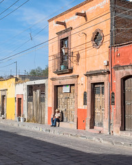 a little rest (bugeyed_G) Tags: sanmigueldeallende mexico mexican street colonial architecture historical unesco worldheritagesite hispanic tourism travel worker labor
