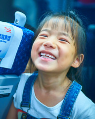 第一天贵州 Train Trip 05 (C & R Driver-Burgess) Tags: train journey passengers carriage seats children young girls boy schoolage elementary preteen denim straps smile teeshirt milk baby son daughter mother grandfather father granddaughter 家人 女儿 儿子 母亲 父亲 妈妈 朋友 火车 family chance meet tamronspaf2875mmf28xrdildasphericalif