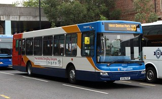Stagecoach North East: 22512 / SF56 FKP