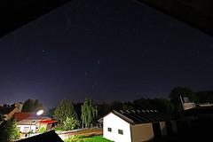 Auf Sternschnuppenjagd (Struppey) Tags: sternschnuppen nötting nacht sterne perseiden weitwinkel