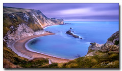 Man--o--War-Bay (jeremy willcocks) Tags: manowarbay dorset ukjeremywillcocksc2018fujixpro2xf1024mm landscape seascape colour sea cliffs rocks beach sand clouds jeremywillcocks wwwsouthwestscenesmeuk