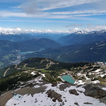 Whistler from the Cloudraker Sky Bridge thumbnail