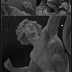 4 - Musée Camille Claudel - Gabriel Jules Thomas, L'Âge de pierre ou Homme combattant un serpent, 1893 - Détails thumbnail
