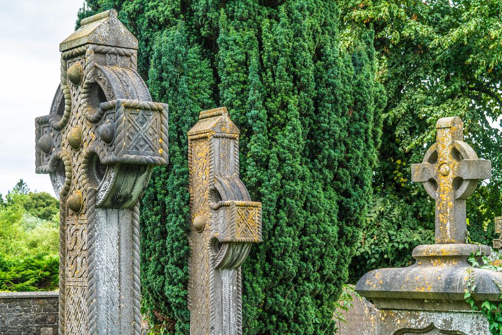 OLD CHURCHYARD KNOWN AS ST. JOHN'S [DUBLIN ROAD KILKENNY]-142961