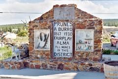 Burro Monument, Fairplay, Colorado (StevenM_61) Tags: monument memorial sculpture fairplay colorado unitedstates