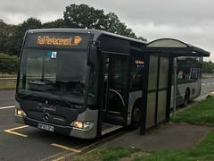 DIAMOND 30030 BF60OFA - Mercedes Citaro (MW0121) Tags: railreplacement westmidlandsbus inkford a435alcesterroad bf60ofa redditch solihullsignature