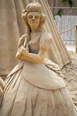 Sandskulpuren Waterfront 13 (akumaohz) Tags: nikon d3200 deutschland germany bremen waterfront sand skulptur sculpture drausen outside cinderella aschenputtel