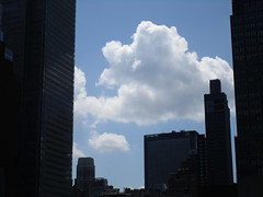 2018 August Luminous Clouds and No Virtual Clock 7063 (Brechtbug) Tags: 2018 august luminous clouds virtual clock tower turned off from hells kitchen clinton near times square broadway nyc 08092018 new york city midtown manhattan spring springtime weather building dark low hanging cumulonimbus cumulus nimbus cloud june hell s nemo southern view ny1