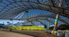 München2018-067Olympiapark (schulzharri) Tags: münchen munich stadion area football soccer fusball deutschland germany europa europe architektur architecture