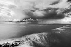 Sturm I (st.weber71) Tags: nikon natur sturm unwetter landschaft outdoor wolken wolkenstimmung wolkenbilder wolkenhimmel germany gewitter nature deutschland d850 nordsee meer lzb langzeitbelichtung