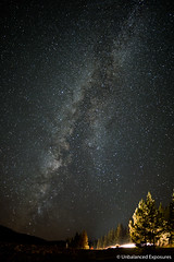Meadow Creek Milky Way (Unbalanced.) Tags: 2018 6d 24mm meteors meadowcreekreservoir stars colorado rokinon perseids night milkyway