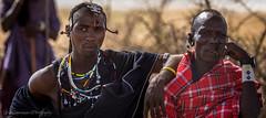 Time is money, Maasai businessmen, Tanzania, June 2017 (Catherine Gidzinska and Simon Gidzinski) Tags: 2017 africa june tanzania portrait men man maasai maasaiman maasaivillage villager ngc