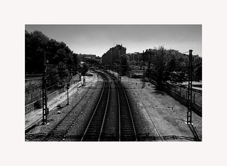 Railroad track 6
