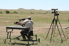 The long range shooter owns the elk meadow, goat ridge, or mule deer hide just by staying in one place and allowing his rifle to do the walking. (huntingmark) Tags: guntest gun rimfire optics testing shooting field range warmup target longrange 308win wildcat hunter expert scope sniper itacha nightforce 65creedmoor creedmoor ruger chassis rifle hunting 300win blackout hornady