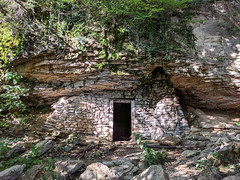 Caves on the Katy Trail - Rocheport, Missouri (BeerAndLoathing) Tags: summer cellphone roadtrip missouri august googleandroid trip nexus6p android eclipsetrip 2017 google rocheport unitedstates us