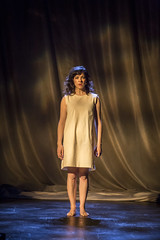 The Rape of Lucrece (SteMurray) Tags: approved camile o sullivan ireland irish ste murray stemurray the rape lucrece william bill shakespeare show steie production performance stage gate theatre dublin one woman piano